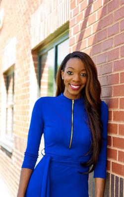 Dr. Rachel Edoho-Eket, Principal